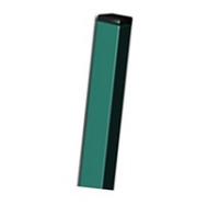 Столб профильный 2,4м 40х40мм 1,5мм ППК