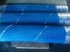 """Сетка плетеная """"Рабица"""" синяя с полимерным покрытием (ПВХ) яч.55х55"""